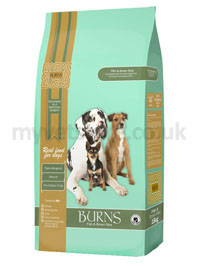 Burns Adult Dog Original Fish & Brown Rice