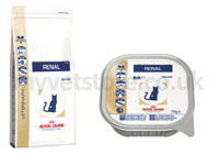 Royal Canin Veterinary Diet Feline Renal Chicken
