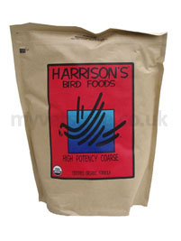 Harrisons High Potency Coarse Bird Food